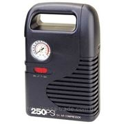 Компрессор COIDO 6825 (250psi) манометр/чемодан фото