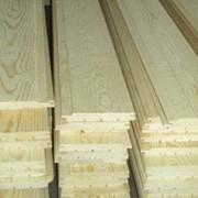 Вагонка деревянная. фото
