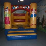 "Детская игровая площадка ""Джунгли"" фото"