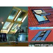 Мансардные окна Roto фото
