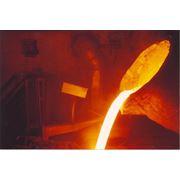Литье чугуна стали и цветных металлов под заказ. Услуги сталелитейного производства с модельными цехами фото