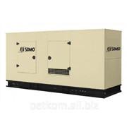 Дизель-генераторная установка (ДГУ) SDMO GZ200 (СЕРИЯ Nevada) фото