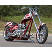 Мотоциклы чопперы фотография