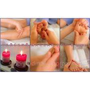 Тайский массаж ног фото