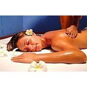 Гавайский массаж Ломи-Хума фото