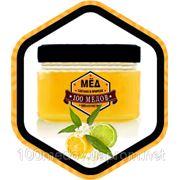Мёд для тела с маслами цитрусовых 0,5 л - медовый массаж, обертывание, медовый скраб, для похудения, для сауны
