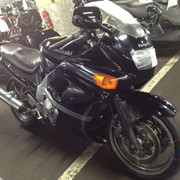 Мотоцикл спортбайк No. B3139 Kawasaki ZZ-R400 фото