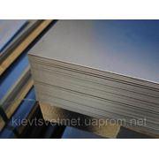 Лист нержавіючий AISI 430 (12Х17) поверхня N1 фото