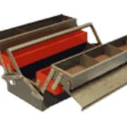 Ящик для инструментов 3х - ярусный фото