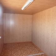 Мобильное здание под офис, модульное здание, контейнер фото