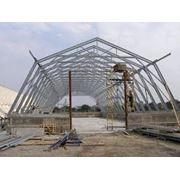 Проектирование металлоконструкций ангаров Симферополь фото