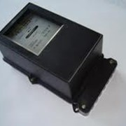 Индукционный трехфазный счетчик электроэнергии типа СА4 фото