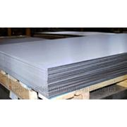 Лист н/ж 430 1,5 (1,25х2,5) 4N+PVC фото