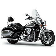 Мотоцикл чоппер Kawasaki VN 1700 Clas Tourer фото