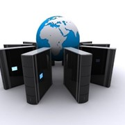 Хостинг и регистрация доменных имен фото