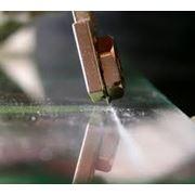 Порезка стекла фото