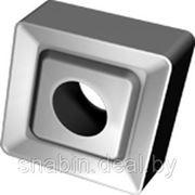 Пластина твердосплавная сменная 4-х гранная 05114-120408 Т15К6 фото