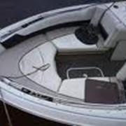 Кресла кожаные для лодок и катеров. Изготовление, ремонт, перетяжка фото