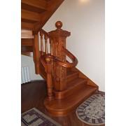 Лестница дизайн D001