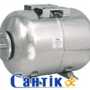 Гидроаккумулятор 50 л H (нерж) фото