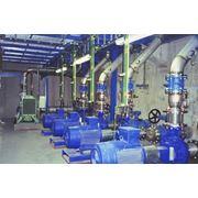 Монтаж насосного оборудования фото