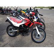 Мотоцикл TTR 250 фото