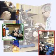 Мастерская завода: изготовление ювелирных изделий по эскизам заказчика фото