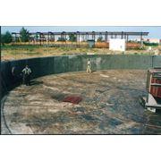 Ремонт и гидроизоляция очистных сооружений фото
