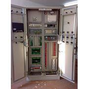 Внедрение и сопровождение систем управления на базе программируемых контроллеров таких фирм как Siemens Schneider и др. В том числе при необходимости включая систему верхнего уровня. фото