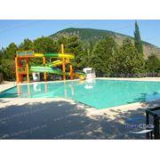 Детские плавательные бассейны проектирование и строительство бассейнов. фото