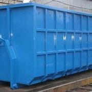 Контейнер для вывоза мусора 36 куб. м. фото