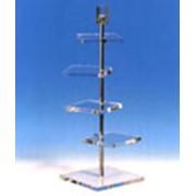Торговое оборудование для ювелирных магазинов из оргстекла (акрила) фото
