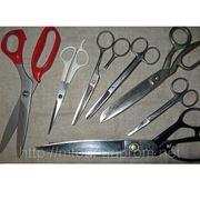Заточка любых ножниц для хозяйственных нужд фото