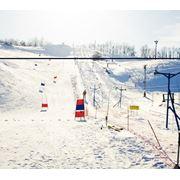 Зимний отдых. Сорочин Яр - это современная горнолыжная база центр активного зимнего отдыха. фото