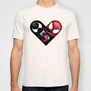 Прямая печать на белой футболке до 30 шт. фото