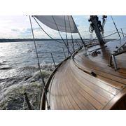 Обучение управлению парусной яхтой фото