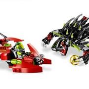 Конструктор Lego Атлантис Бросок из тени 8079 фото