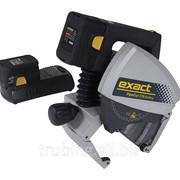 Аккумуляторный труборез Exact PipeCut P400 Battery фото