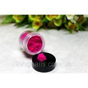 Кашемир для дизайна ногтей , розовый ,большая банка. фото