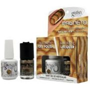 Soak Off Gelish Don't Be So Particular (gold) (01610А) - (EFX Magnetic), 1/2 oz, (15 мл.) фото