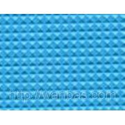 Пленка ПВХ для бассейна CEFIL SGT противоскользящая (голубая) шириной 1,65 м для гидроизоляции бассейнов фото