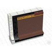 Профилированная (шиповидная) мембрана для защиты гидроизоляции фундаментов DELTA-MS фото