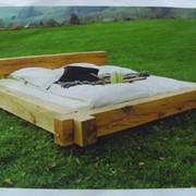 Кровать егерская фото