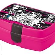 Коробка для бутербродов Monster High (Школа монстров) фото