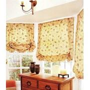 Английские шторы фото