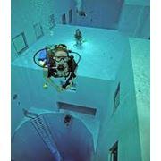 Глубоководное плавание фото