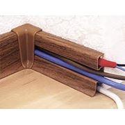 Прокладка проводов и кабелей фото