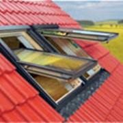Окна «Факро» с комбинированной системой открывания «FPP PreSelect» фото