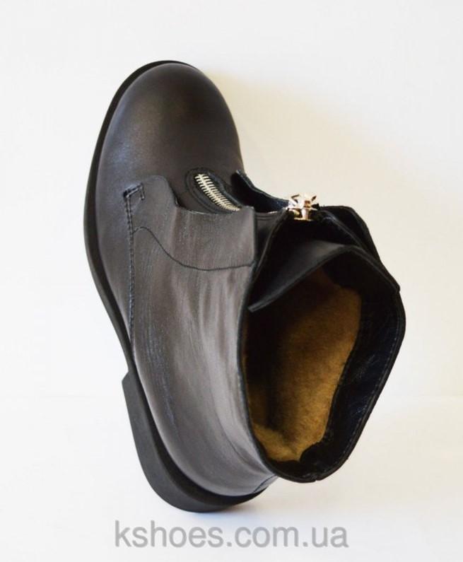 5327cf0ac Кожаные зимние женские ботинки Kluchini 3801 Кожаные зимние женские ботинки  Kluchini 3801 ...