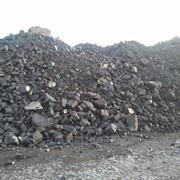 Уголь Борлинский фото